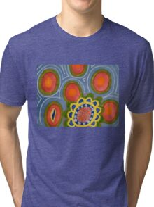 The Bouquet  Tri-blend T-Shirt