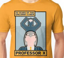 Uncanny X-Men 50th Anniversary - Professor X Unisex T-Shirt