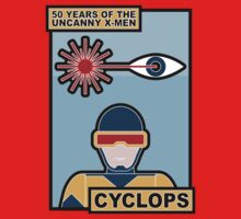 Uncanny X-Men 50th Anniversary - Cyclops by Ian Taylor