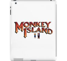 Monkey Island in Chains iPad Case/Skin