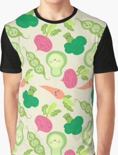 VEGETABLE PARTY! Graphic T-Shirt