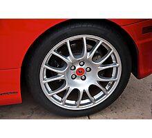 2001 Ferrari F1 360 Spider IV Photographic Print