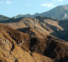 San Jacinto Mountains by frenchfri70x7