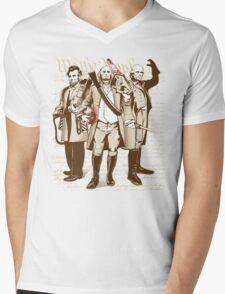 President Kick Asses Mens V-Neck T-Shirt