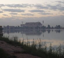 Iraq Palace by jnseals