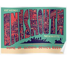 Visit Historic Innsmouth Poster