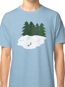 December scene Classic T-Shirt