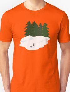 December scene Unisex T-Shirt