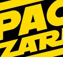 LASER SWORD SPACE WIZARDS Sticker