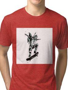 Bobaboard Tri-blend T-Shirt