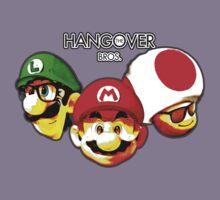 The Hangover Bros. Kids Tee