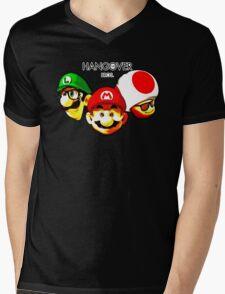 The Hangover Bros. Mens V-Neck T-Shirt