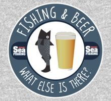 Fishing & Beer -  What else is there by dhpublishing