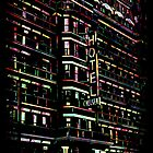 Hotel Chelsea New York City by icoNYC