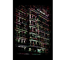 Hotel Chelsea New York City Photographic Print