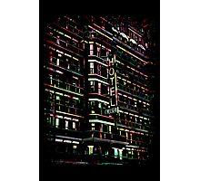 Hotel Chelsea New York City Photographic Print