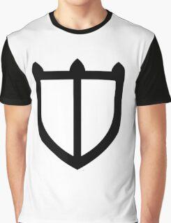 FFXIV Paladin Job Class Icon Graphic T-Shirt