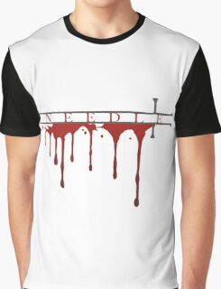 Needle Graphic T-Shirt