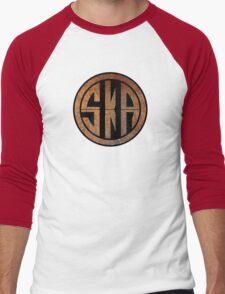 Cool Ska Rusty Ring Men's Baseball ¾ T-Shirt