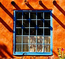 Canyon Road Window 2 by gcampbell