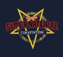 first annual supernatural convention by jammywho21