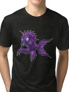 Piranha-Cuda Tri-blend T-Shirt