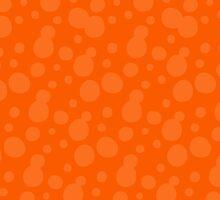 Splatoon Bubbles - Orange by NinjasInCarpets