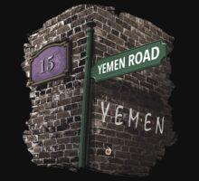 Friends: 15, Yemen Road, Yemen by Bloodysender
