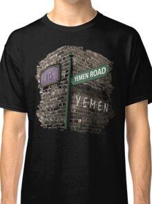 Friends: 15, Yemen Road, Yemen Classic T-Shirt