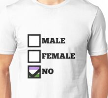 My Gender Is No Unisex T-Shirt