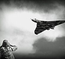 The Mighty Vulcan by Beverley Barrett