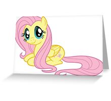 Fluttershy Greeting Card