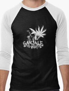 Ganjalf the White Men's Baseball ¾ T-Shirt