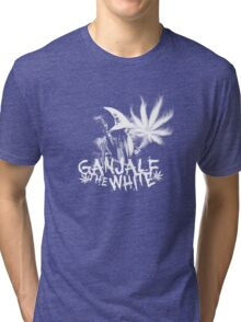 Ganjalf the White Tri-blend T-Shirt