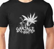 Ganjalf the White Unisex T-Shirt