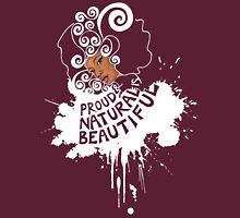 Natural Hair... T-design for dark colors T-Shirt