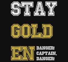 Stay Golden! by OwlScene