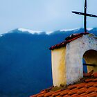 Old Church Greece by Sotiris Filippou