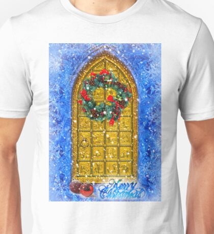 Singing Tower Carol Unisex T-Shirt