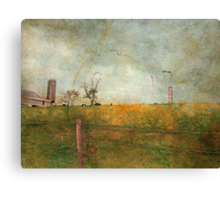 As Time Goes By Canvas Print