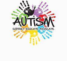 Autism Handprint Unisex T-Shirt