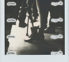 shoegazing by Jill Auville