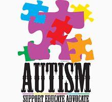 Autism Western Unisex T-Shirt