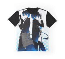 """BLUE EXORCIST"" Graphic T-Shirt"