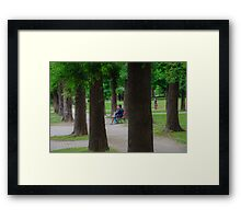 Secret Love Framed Print