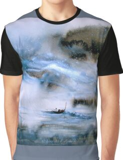 Cold Mountain River... Graphic T-Shirt