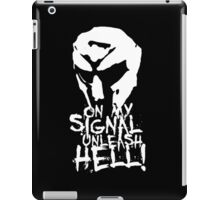 The Hell iPad Case/Skin
