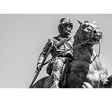 Warhorse Photographic Print