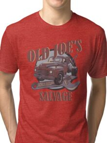 Breaking Bad Inspired - Old Joe's Salvage - Junk Yard - AMC Breaking Bad Tri-blend T-Shirt