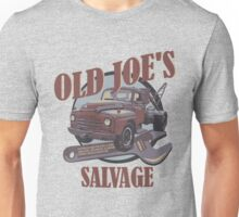 Breaking Bad Inspired - Old Joe's Salvage - Junk Yard - AMC Breaking Bad Unisex T-Shirt